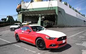 Australian Muscle Cars - ford australia dealers to offer warranty backed roush tuning kits