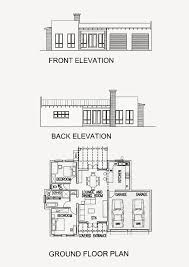 African House Plans Affordable House Plans Cottage House Plans