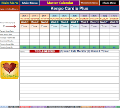 Workout Excel Template Excel Spreadsheet Workout Manager For P90x Plus
