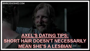 Tyreese Walking Dead Meme - deadshed productions axel s dating tips michonne on humour and