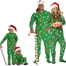 snug as a bug family matching snowflake glow in the footed