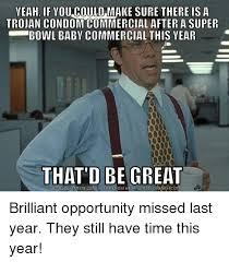 Funny Condom Commercial Bathroom 25 Best Memes About Trojan Condoms Trojan Condoms Memes