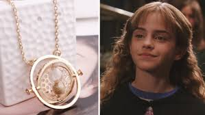 hermione necklace images Prepare to be bewitched by this hermione granger time turner png