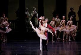 Krim Mata Di Larissa larissa ponomarenko and lorin mathis in the sl ballet