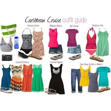 caribbean attire caribbean cruise guide 7 nights includes ideas for shore