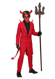 Childrens Animal Halloween Costumes by Kids Devil Costumes Child Devil Halloween Costumes