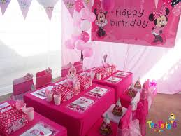 minnie mouse theme party minnie mouse themed party cape town the party b kids party set