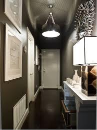 narrow hallway paint houzz