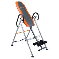 Heavy Duty Inversion Table Innova Fitness Itx9300 Deluxe Inversion Table With Padded Backrest