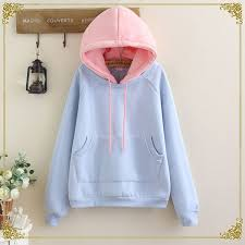 cute students hoodie fleece pullover se8953 fabric material