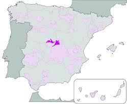 Madrid Map Vinos De Madrid Wikipedia
