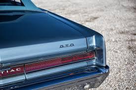 1964 pontiac gto fast lane classic cars