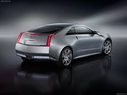 2007 cadillac cts coupe cadillac cts coupe concept 2008 picture 7 of 14