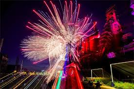 How To Light Fireworks How To Photograph Fireworks Pcmag Com