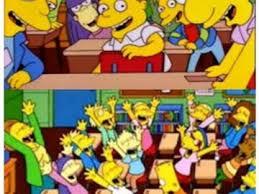 Bart Simpson Meme - los mejores memes de bart simpson en espa祓ol memes cin礬filos
