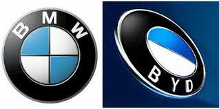 bmw car logo car company logo rip offs cartype