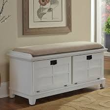 collection in white wooden ottoman wooden ottoman storage chest