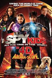 Spy Kids 4: All the Time in the World (2011) [LATINO]