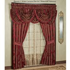 shiraz damask window treatment by j queen new york damasks