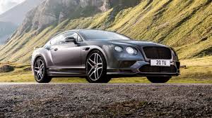 bentley bentley continental gt supersports is british luxury at 209 mph