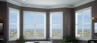 Gray Blinds Transcend Blinds U0026 Shutters Custom Blinds Shades U0026 Plantation