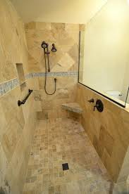 Walk In Shower Enclosures For Small Bathrooms Doorless Walk In Shower Bathroom Walk Shower Designs Ideas Top