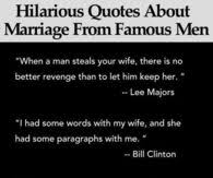 wedding quotes humorous marriage quotes pictures photos images and pics for