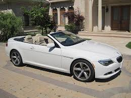 bmw 650i 2008 convertible e63 03 10 for sale lease special 2008 bmw 650i convertible