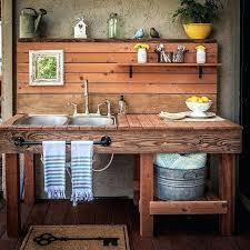 backyard gear outdoor sink backyard gear water station plus outdoor sink outdoor sink see more
