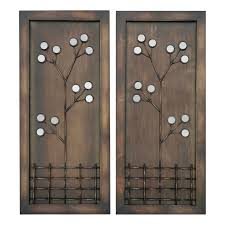 Home Decor Metal Wall Art Best 16 Floral U0026 Trees Wall Art Images On Pinterest Home Decor