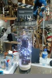 movie themed center pieces movie themed wedding decorations