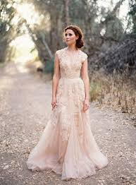 robe de mari e chagne tendance mariage la robe de mariée