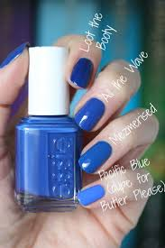 best 25 blue nail polish ideas on pinterest spring nail colors