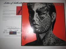 rolling stones signed ebay