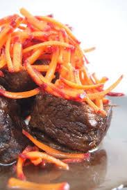 cuisiner le jarret de boeuf jarret de bœuf braisé à l asiatique selon nigella dans