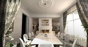 Design Dining Room Brilliant Design Ideas Fireplace Dining Design For Dining Room