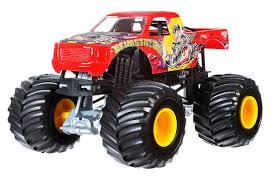 monster truck jam games amazon com wheels monster jam 1 24 scale devastator vehicle