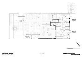 Floor Plan Restaurant Kitchen Gallery Of Inter Company Restaurant Atelier Didier Dalmas 18