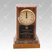 designer clocks lex awards u0026 marble max