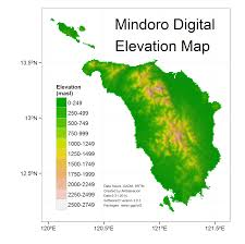 Map R Mindoro Digital Elevation Map Updated R Bloggers