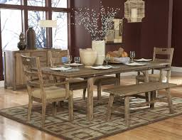 Rustic Dining Room Table Best Ideas Of Small Kitchen Table With Bench Rustic Dining Room