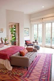 Brown And Purple Bedroom Ideas by Pink And Black Zebra Bedroom Decor Brown Furry Rug On Wooden Floor