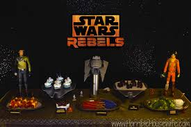disney star wars rebels party ideas