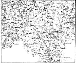 Pyritz Kreis Pyritz Pommern Family History Prussia Karte 1769 Kreis Stargard Pyritz