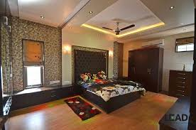 designers architects master bedroom with posh interiors design by living edge architects