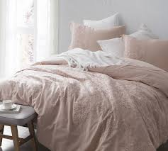 Duvet Cover Oversized King Baroque Stitch King Comforter Oversized King Xl Ice Pink
