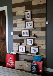 Peg Board Shelves by Ana White Pallet Pegboard Wall For Ryobination Treedition Diy