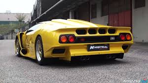Lamborghini Murcielago 4x4 - rare lamborghini diablo gt1 stradale chm garage pinterest