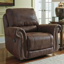 Vintage Recliner Chair Furniture Vintage Style Breville Rocker Leather Recliner Chairs