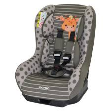 test siege auto 0 1 nania driver giraffe car seat 0 1 kiddicare
